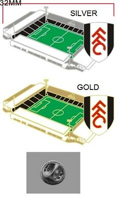 Fulham F.C. - Craven Cottage Stadium Pin/Badge