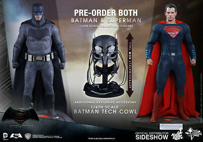 Hot Toys Batman & Superman Exclusive Set (Batman v Superman)