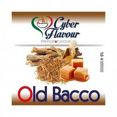 Cyber Flavour Old Bacco - Aroma 10ml Sigaretta Elettronica by Cyber Flavour