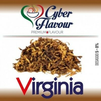 Cyber Flavour Virginia - Aroma 10ml Sigaretta Elettronica by Cyber Flavour
