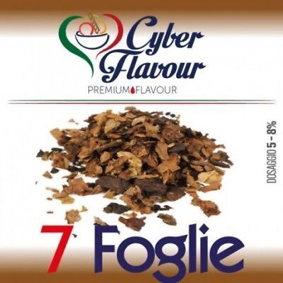 Cyber Flavour 7 Foglie - Aroma 10ml Sigaretta Elettronica by Cyber Flavour