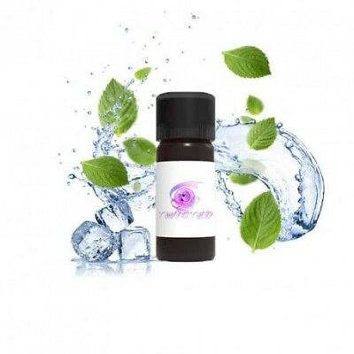 Twisted Minthol - Aroma 10ml Concentrato Senza Nicotina by Twisted