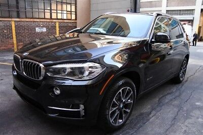 2017 BMW X5 xDrive35i 2017 xDrive35i Used Turbo 3L I6 24V Automatic AWD SUV Moonroof Premium