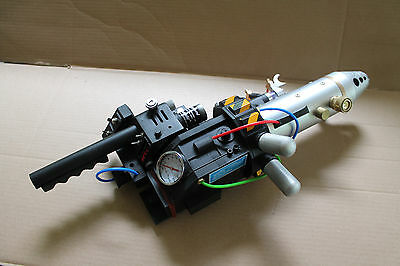 Custom Built Ghostbusters Neutrona Wand AND Attachment