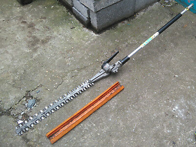 STIHL KM - HL 135 KOMBI DEGREE HEDGE TRIMMER ATTACHMENT - Spares or repair
