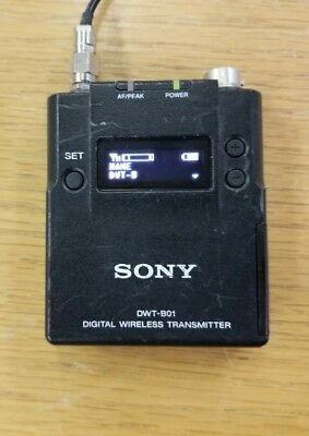 Sony Digital Wireless Body-Pack Transmitter DWT-B01