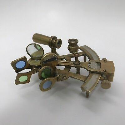 Vintage Rare Sextant - Marine Sea Nautical  - Gift Collectible - AS IS UNTESTED