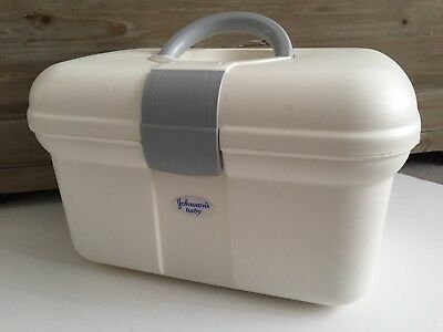 Johnsons Baby Carry Box