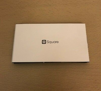 Brand New Sealed Square Reader Apple Android Phones Tablets Credit Debit Card