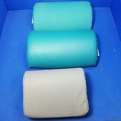Crescent Headrest, Backrest and Knee Support Cushions