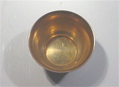 Antique Vintage  Sterling Silver Small Cup