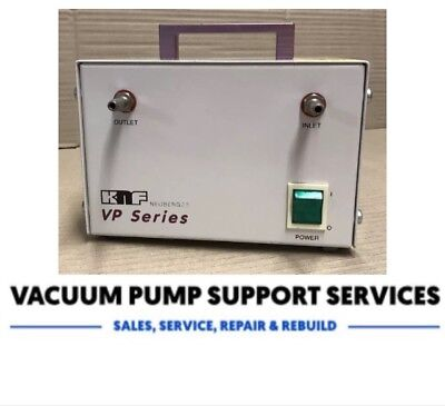 Vacuum Pump- Oil Free-230v- Knf-FREE DELIVERY-Edwards Buchi Vacuubrand Lab- £125