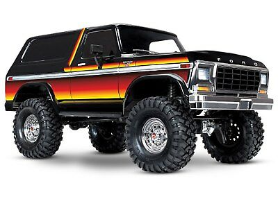 Ford Bronco 4WD Electric Truck w/ TQi Traxxas Link Enabled 2.4GHz 82046-4 TRX-4