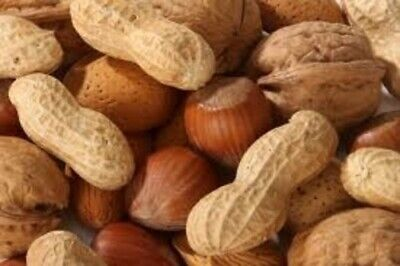 Mixed Nuts In Shell 1Kg - Free Post Included