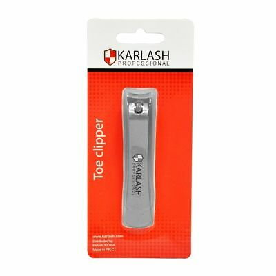 Karlash Stainless Steel Toenail Clipper for Thick Nails Extra Wide Jaw