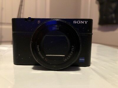 Sony Cyber-shot DSC-RX100 IV - 20.1MP Digital Camera Carl Zeiss - Camera Only