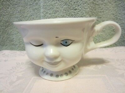 Baileys Winking Smiling Face Coffee Cup Helen Hunt Los Angeles Youth Network