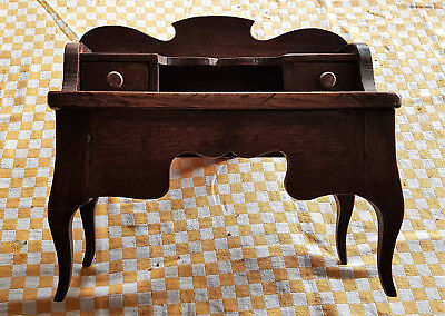 RARE French Handmade Childs toy dresser. c.1920s. Vintage.French Provincial.