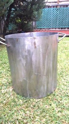 stainless steel cooking pot bucket size restaurant home use butcher melbourne