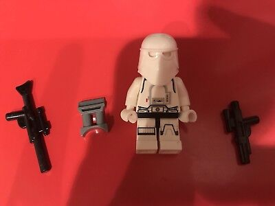 Lego Star Wars Snow Trooper Minifigure Pre-Owned