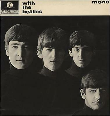 Beatles With The Beatles - 2nd vinyl LP album record UK PMC1206 PARLOPHONE