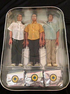 Beastie Boys Action Figures Dolls Set,Limited Edition  By Bape Play.