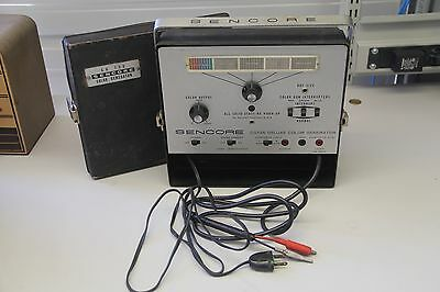 Vintage Sencore Deluxe Color Generator CG135 - Great Vintage Test Equipment! See