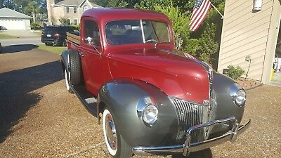 1940 Ford Other Pickups  1940 Ford Truck