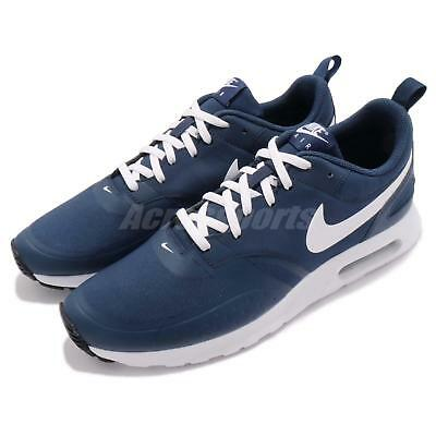 Nike Air Max Vision Navy White Men Running Athletic Shoes Sneakers 918230- 402 1036796ad
