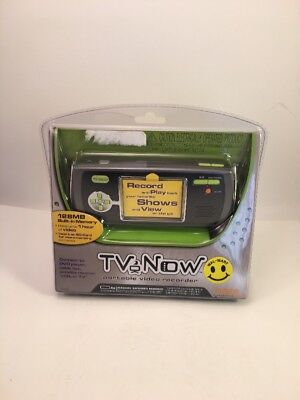 TV Now Portable Video Recorder New