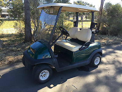 2012 Club Car PRECEDENT 48V Electric Golf Cart Buggie Buggy with recent batterie