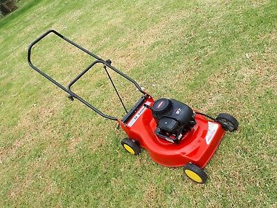 Rover lawn mower Briggs and Stratton engine