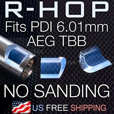RHOP Fit PDI 6.01 Airsoft AEG Tightbore TBB Barrel NO-Sanding-Needed R Hop R-Hop