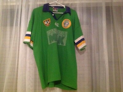 1995 Canberra Raiders Rugby League Jersey