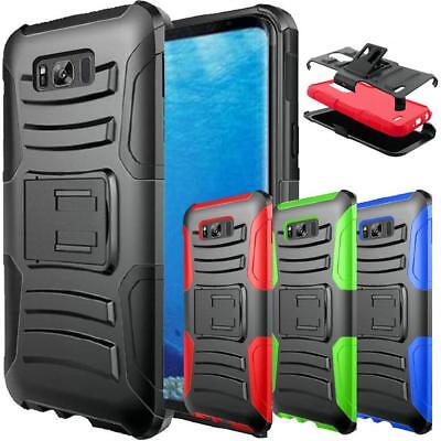 Tactical Holster Case Combo for Samsung Galaxy S8 Galaxy S8 Plus S8 Active