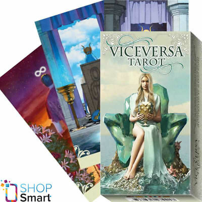 Viceversa Tarot Deck Cards Esoteric Fortune Telling Lo Scarabeo New