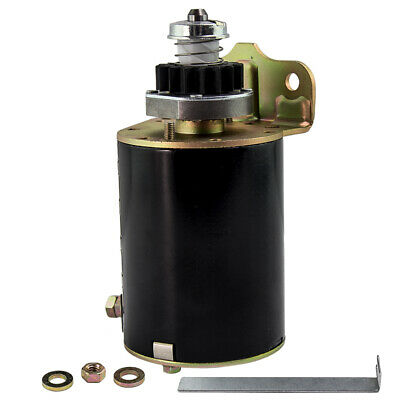 Starter Motor for Toro Briggs Stratton 16 tooth Heavy Duty and Ride on Mower