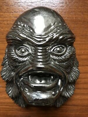 Creature From The Black Lagoon Belt Buckle By Universal Studios