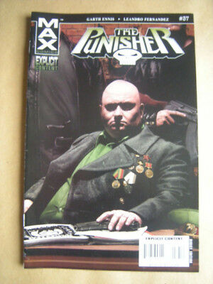 MAX  --- THE PUNISHER Nr. 37  (2006) --- Marvel Comics, USA -- englisch !