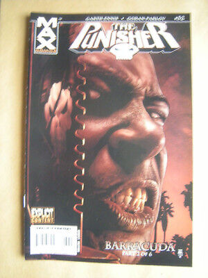 MAX  --- THE PUNISHER Nr. 32  (2006) --- Marvel Comics, USA -- englisch !