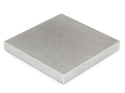 Aluminium Plates 20mm, 80mm wide, Chamfered (42,50 EUR/ M + 2,00 EUR Working)