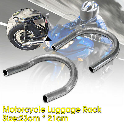 Motorcycle Retro Rear Upswept/Flat Seat Loop Frame Hoop For Yamaha Suzuki Honda