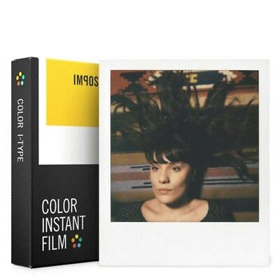 Impossible / Polaroid i-Type Color Instant Film -  For One Step 2 / i1 Cameras