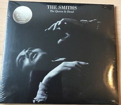 THE SMITHS THE QUEEN IS DEAD 2 x CD Edition New & Sealed
