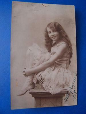 Theatre / Music Hall Theatrical History Social History - Acts  Betty Raymond