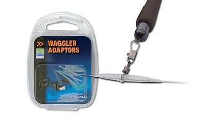 Preston Innovations Waggler Adaptors 5 Per Pack Free Post & Packing