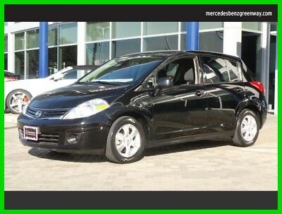 2012 Nissan Versa S 2012 S Used 1.8L I4 16V Automatic Front Wheel Drive Hatchback