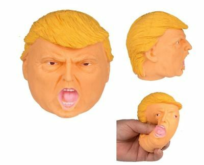 Donald Trump anti stress reliever ball squishy
