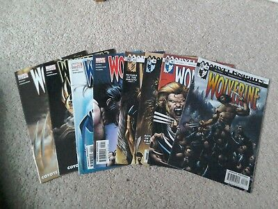 Wolverine - Comic Collection B by Marvel Comic's.