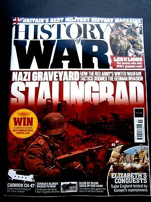 History Of War Magazine Issue 51 (new) 2018